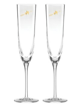 Kate Spade New York Two Hearts Toasting Flutes - 2 Piece Set