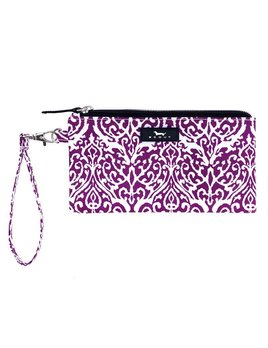 WISTLET Kate Wristlet by Scout, Rule of Plum
