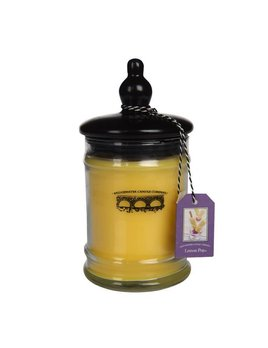 Personalized 8oz Small Jar Candle - Lemon Pop