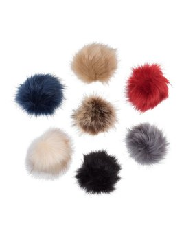 Hat Interchangeable Pom-Pom