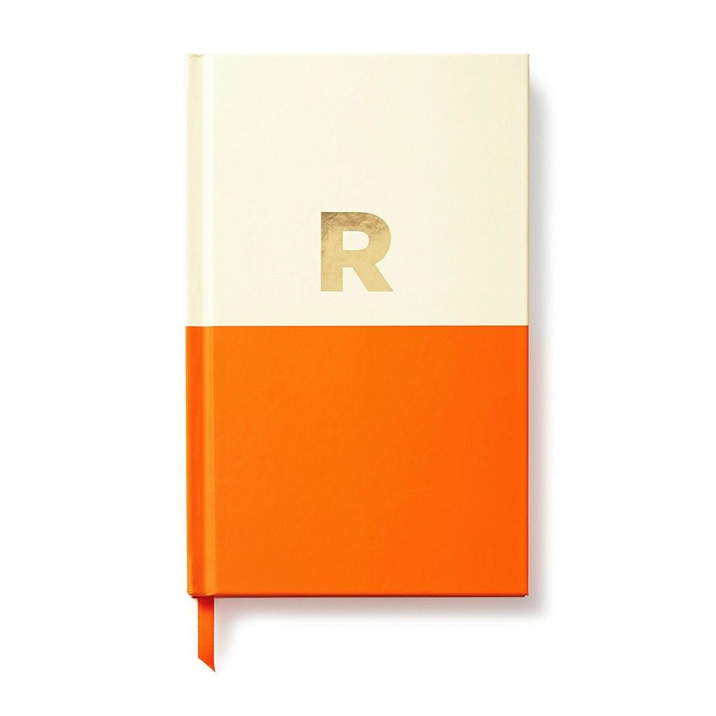 Kate Spade New York Dipped Initial Notebook - R