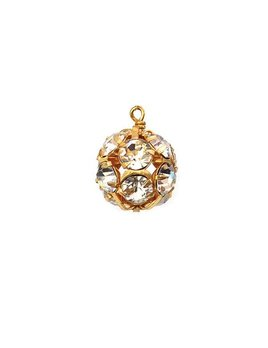 CHARM Rhinestone Ball Charm by Moon and Lola
