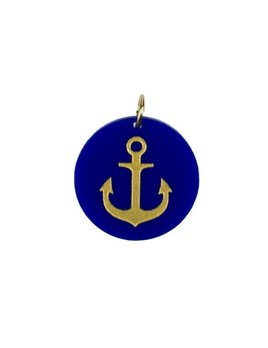 CHARM Eden Anchor Charm by Moon and Lola