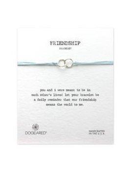 BRACELET Friendship Double-Linked Silk Bracelet by Dogeared