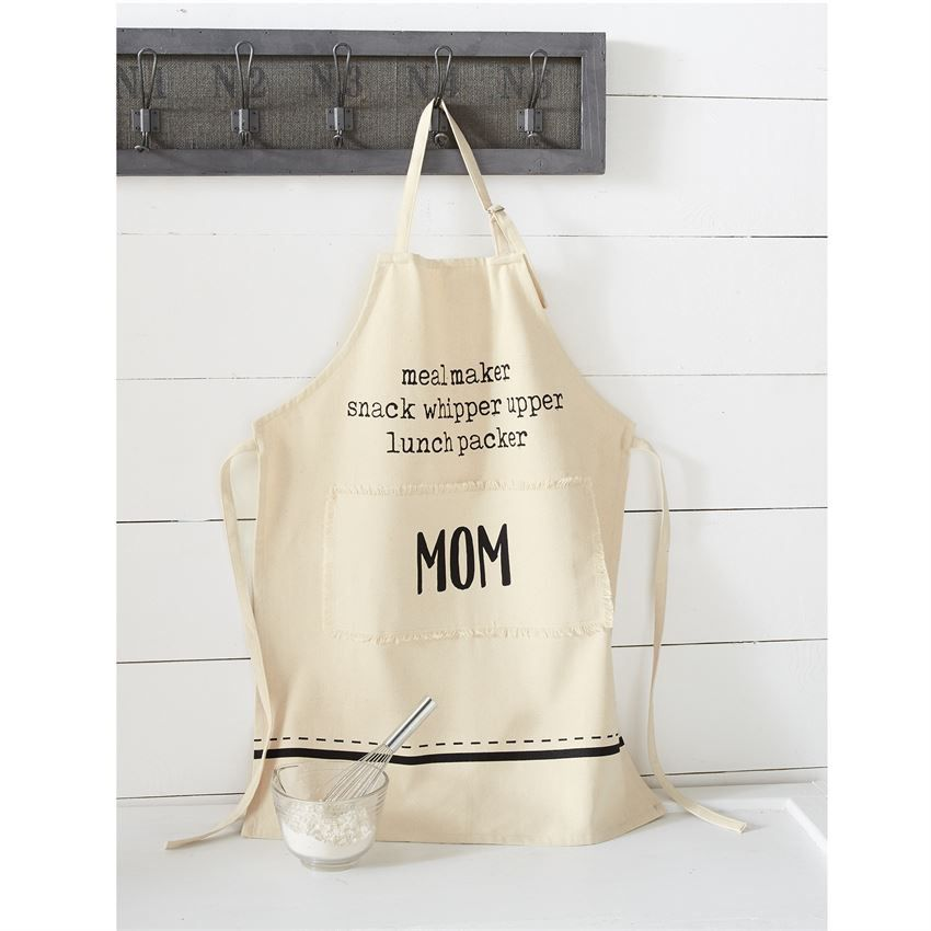 APRON Mom Definition Apron