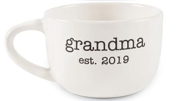 MUG Grandma Est. 2019 Mug