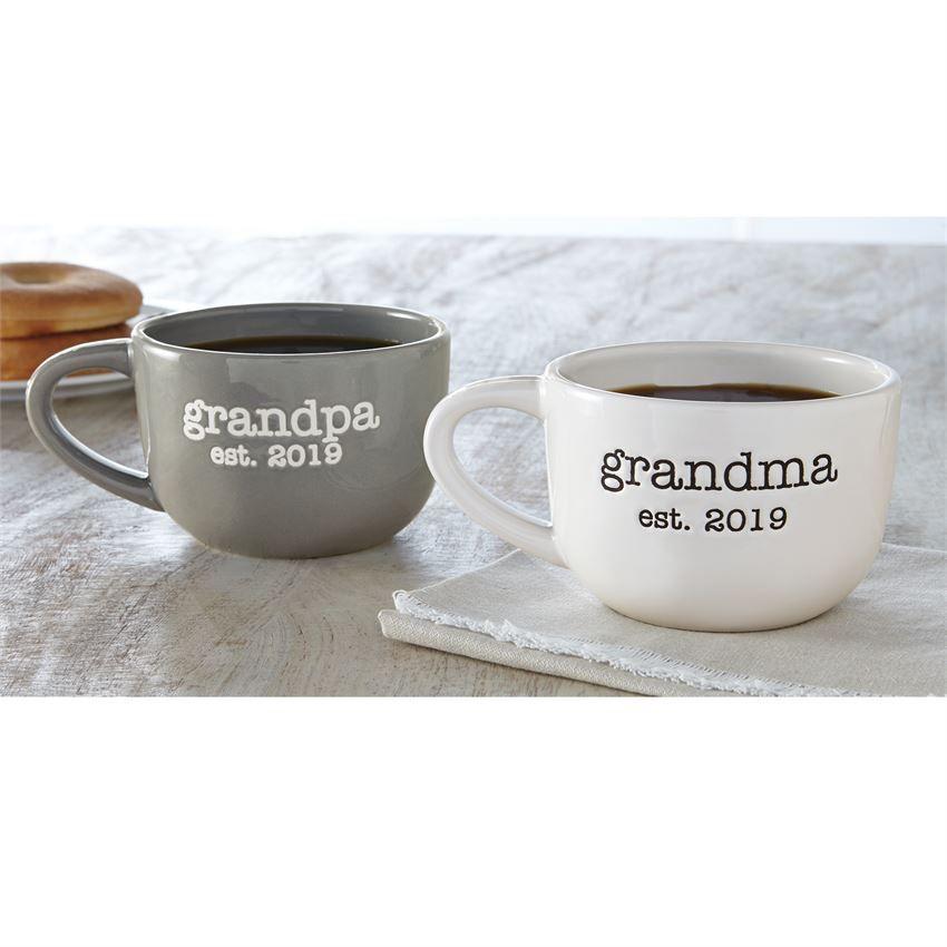 MUG Grandpa Est. 2019 Mug