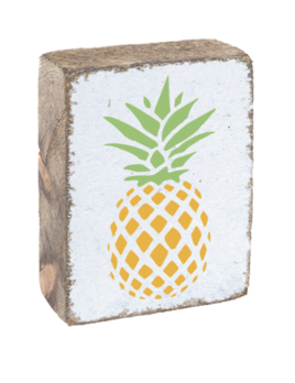 BLOCKS PINEAPPLE - BLOCK