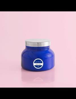 CANDLE CAPRI BLUE - BLUE JEAN BLUE SIGNATURE JAR, 19 OZ CANDLE