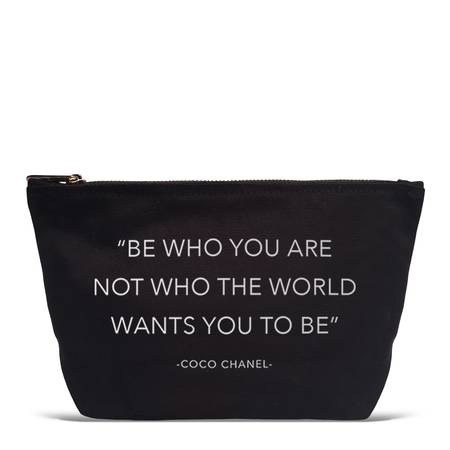 HOME POUCH - BE WHO YOU ARE