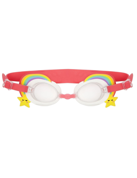 S.SWIM GOGGLES- 3-9 RAINBOW
