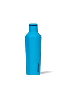 CANTEEN Canteen by Corkcicle, Neon Lights Neon Blue, 16oz