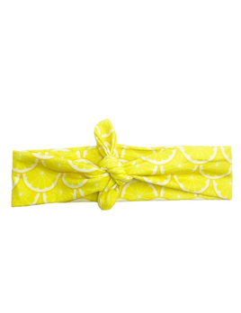 HEADBAND LEMONADE KNOTTED BY HEADBANDS OF HOPE