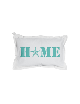 PILLOW HOME STARFISH RECTANGLE PILLOW