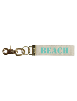 KEY CHAIN BEACH HOUSE KEYCHAIN