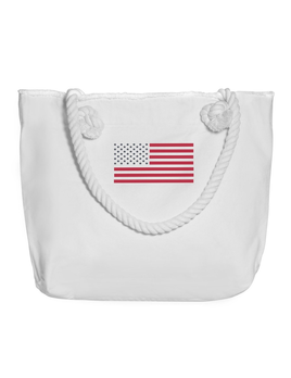 TOTE BAG 50 STARS FLAG ON THE GO TOTE