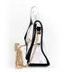 CROSSBODY BAG Transparent Clear Clutch/Crossbody Bag