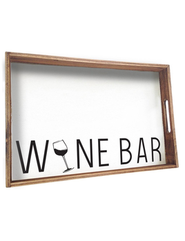 TRAY TRAY - WINE BAR