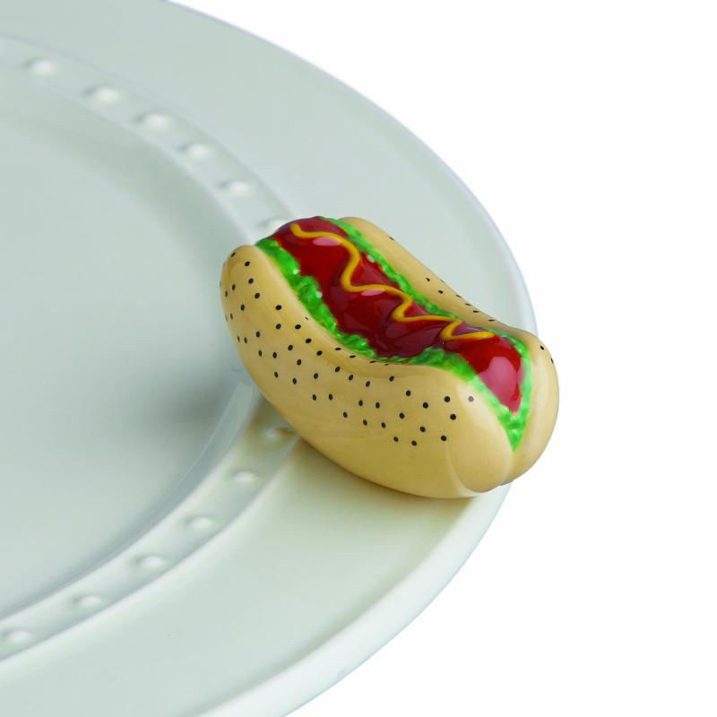 ATTACHMENT Nora Fleming Minis - Hot Dog