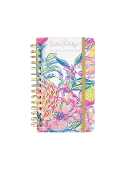 JOURNAL LILLY PULITZER 17 MONTH MEDIUM AGENDA, FIESTA BAMBA