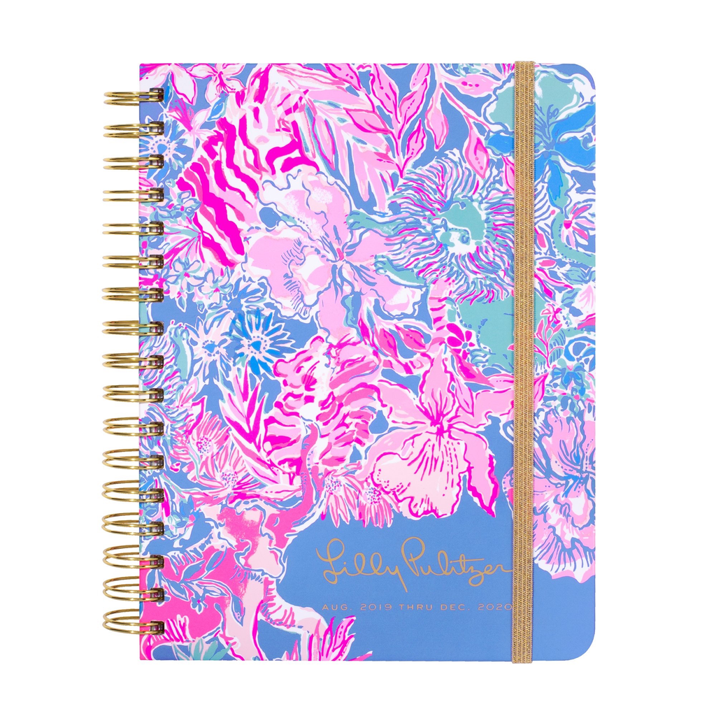 JOURNAL LILLY PULITZER 17 MONTH LARGE AGENDA, VIVA LA LILLY