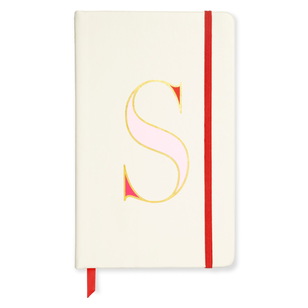 NOTEBOOK KATE SPADE NEW YORK, INITIAL TAKE NOTE LARGE NOTEBOOK, S