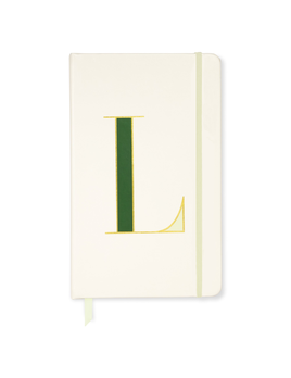 NOTEBOOK KATE SPADE NEW YORK, INITIAL TAKE NOTE LARGE NOTEBOOK, L