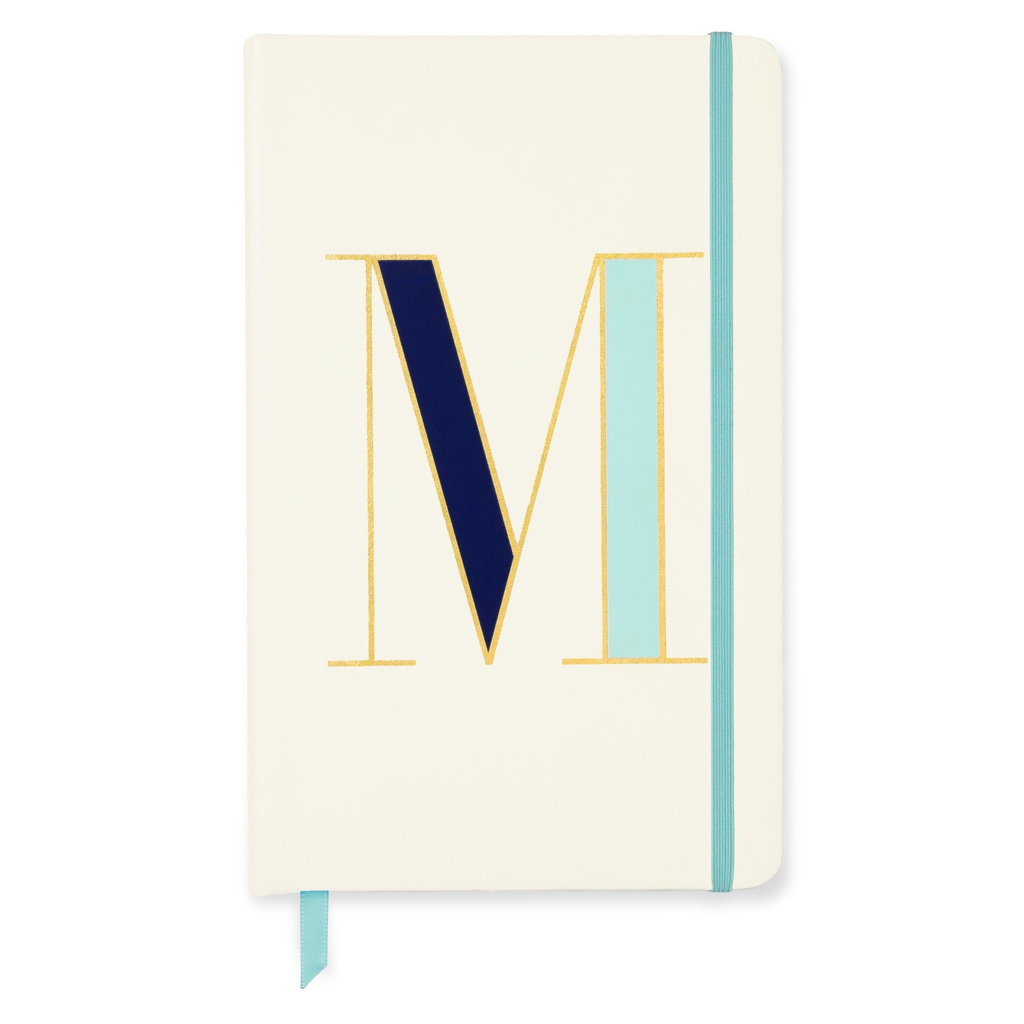 NOTEBOOK KATE SPADE NEW YORK, INITIAL TAKE NOTE LARGE NOTEBOOK, M