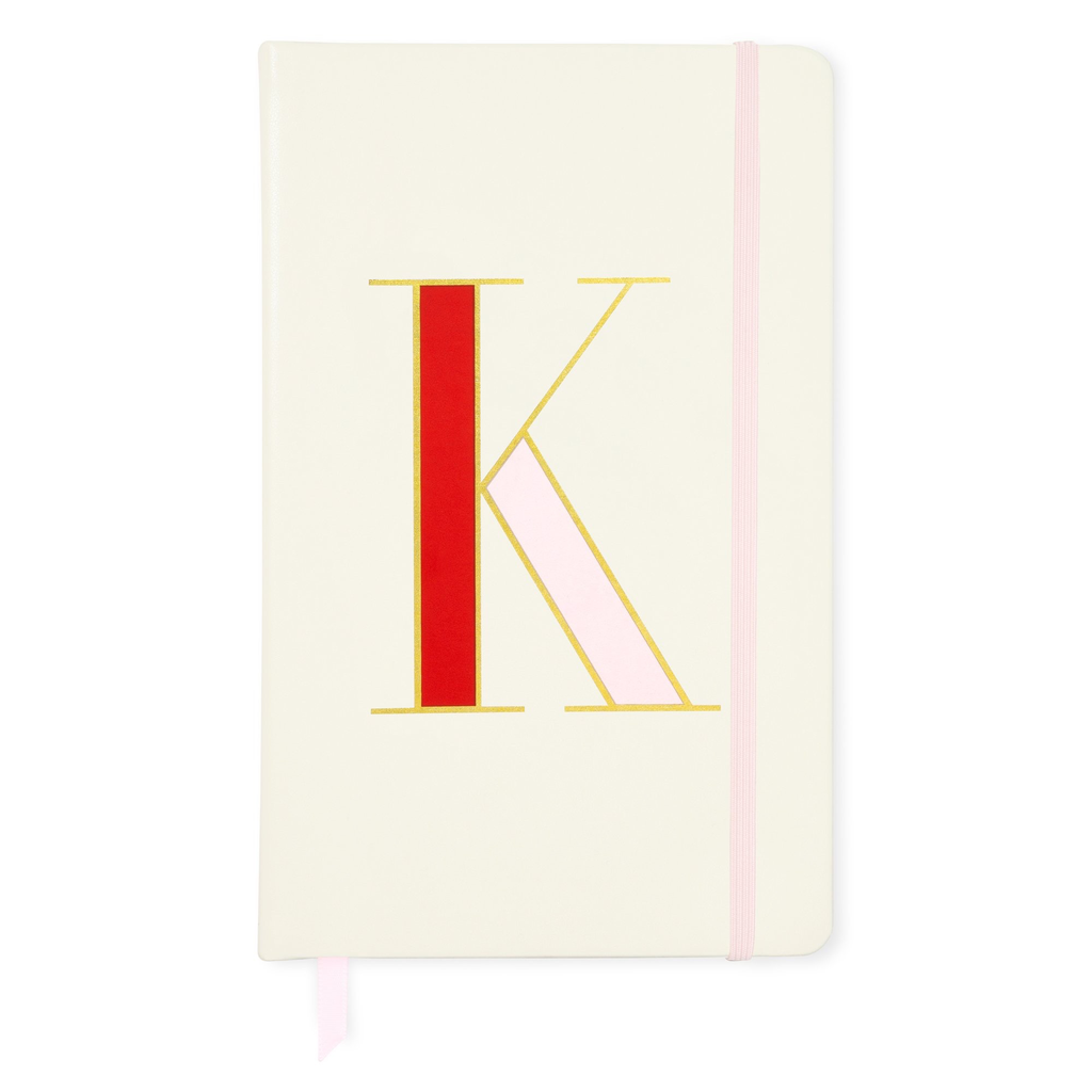 NOTEBOOK KATE SPADE NEW YORK, INITIAL TAKE NOTE LARGE NOTEBOOK, K