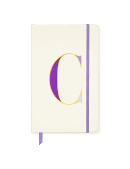 NOTEBOOK KATE SPADE NEW YORK, INITIAL TAKE NOTE LARGE NOTEBOOK, C