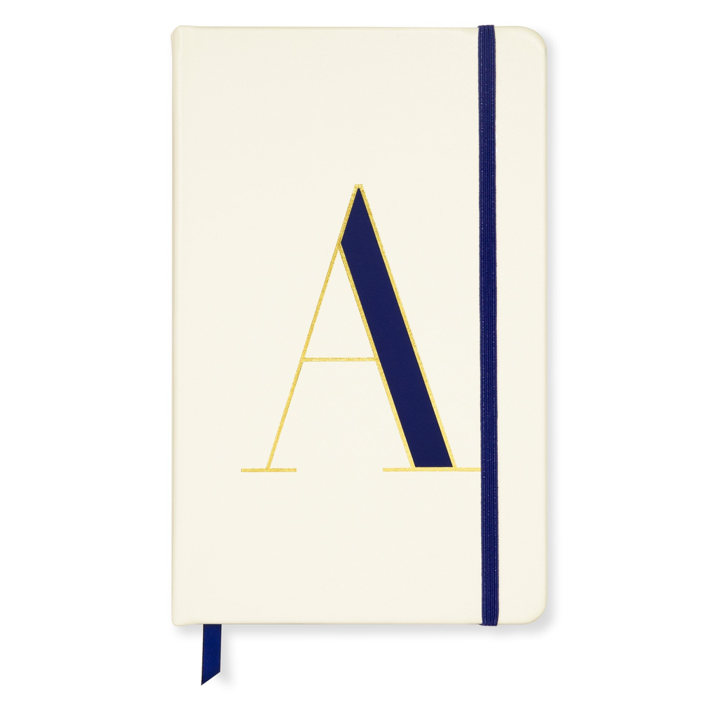 NOTEBOOK KATE SPADE NEW YORK, INITIAL TAKE NOTE LARGE NOTEBOOK, A