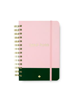 JOURNAL KATE SPADE NEW YORK, 17 MONTH PLANNER MEDIUM, COLOR BLOCK