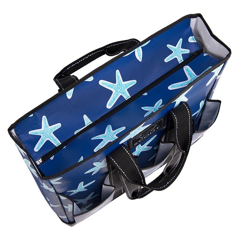 TOTE BAG POCKET ROCKET - FISH UPON A STAR