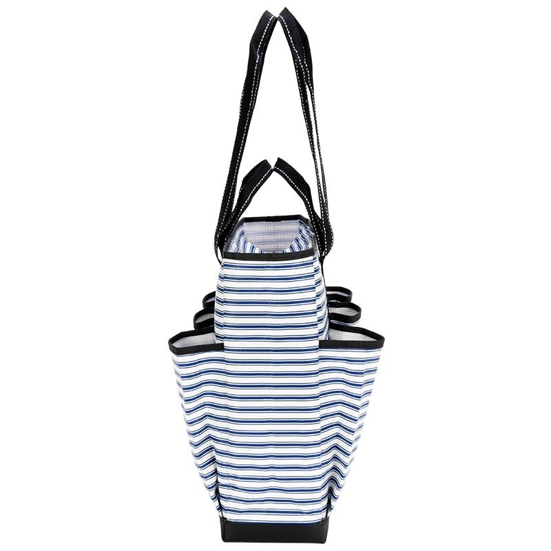 TOTE BAG POCKET ROCKET - STRIPE RIGHT