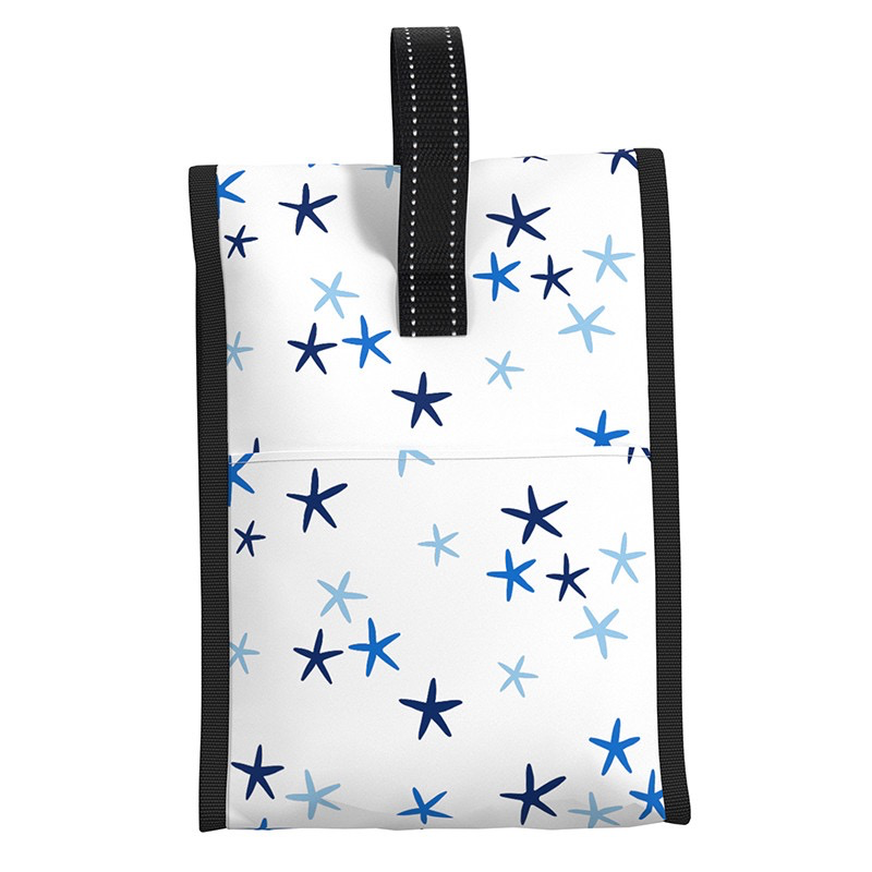 LUNCH TOTE DOGGIE BAG - STAR LINEUP