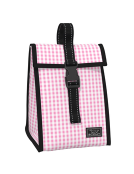 LUNCH TOTE DOGGIE BAG - VICTORIA CHECKHAM