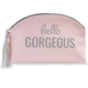 MAKEUP CASE HELLO GORGEOUS SAFFIANO SENTIMENT MAKE-UP CASE