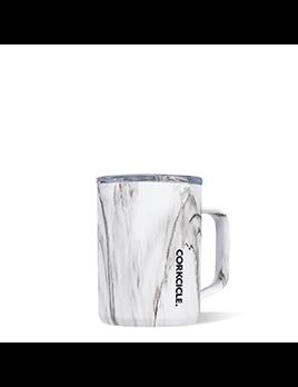 MUG CORKCICLE COFFEE MUG 16OZ - SNOWDRIFT