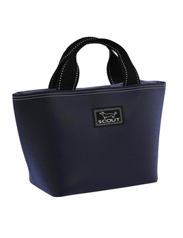 LUNCH TOTE NOONER - DENIM