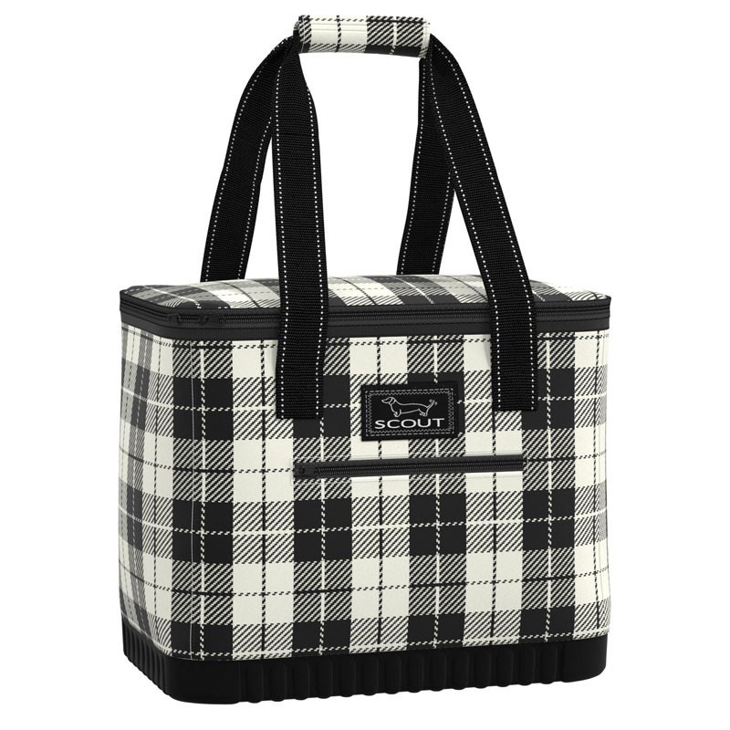 COOLER THE STIFF ONE - PLAID HABIT