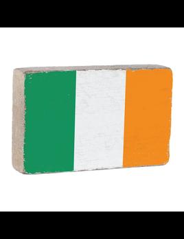 Irish Flag XL Block