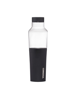 CANTEEN HYBRID CANTEEN BY CORKCICLE, MATTE BLACK, 20OZ