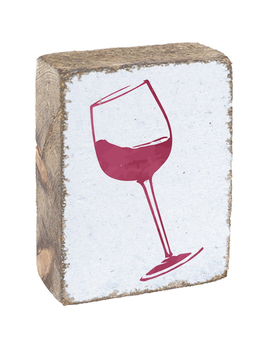 BLOCKS RED WINE - BLOCK