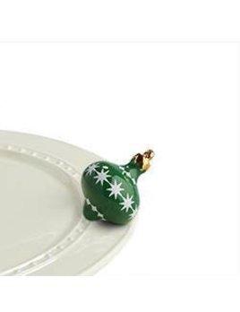 MINI ATTACHMENT Nora Fleming Minis - Green Ornament