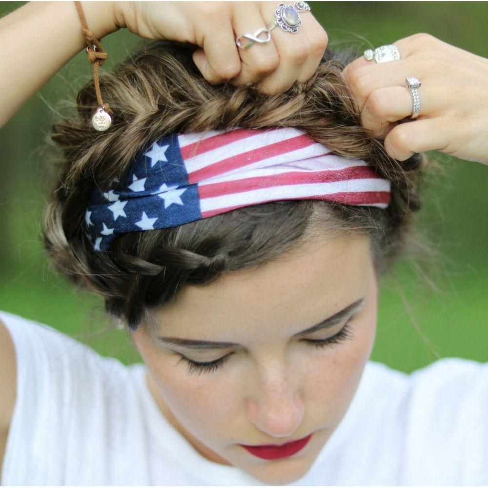 HEADBAND American Tube Turban by Headbands of Hope