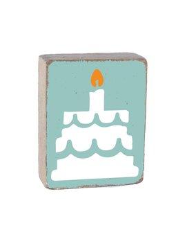 BIRTHDAY CAKE - BLOCK