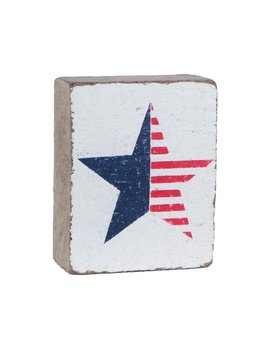 AMERICAN STAR- BLOCK