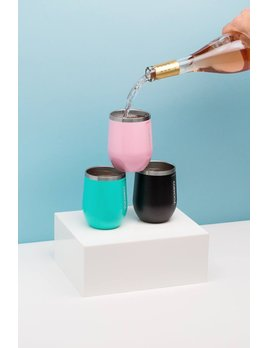 WINE GLASS Stemless Corkcicle