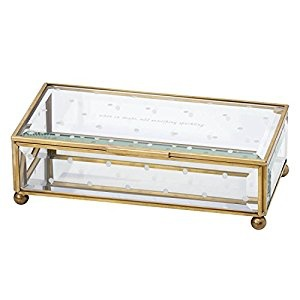 Kate Spade New York Out Of The Box Larabee Jewelry Box By Lenox