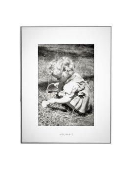 FRAME Kate Spade New York Small World 5X7 Frame by Lenox, Hey Baby